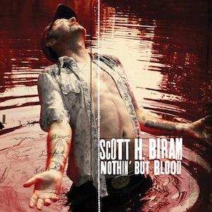 Scott Biram Blood CD cover